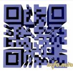 3D RQ kod